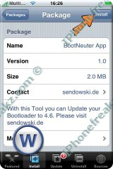 Upgrade or downgrade your bootloader with BootNeuter Bootn3-160x240