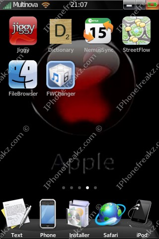fwchanger iphone 3g