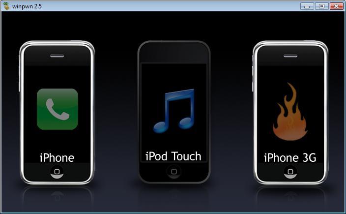 جوال - برامج وانظمه وتطبيقات جوال الايفون iPhone System Utilities Winpwn25-1