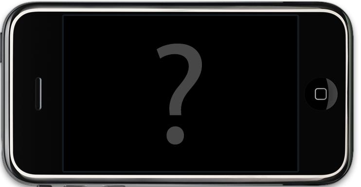 iphonequestionmark