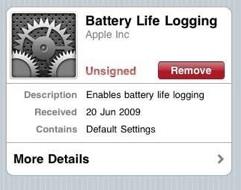 battery-log
