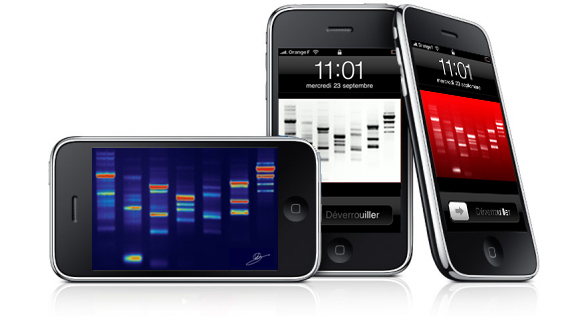 DNA iPhone