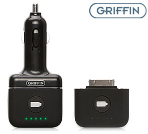Griffin PowerJolt Reserve Backup Battery for iPhone 3GS