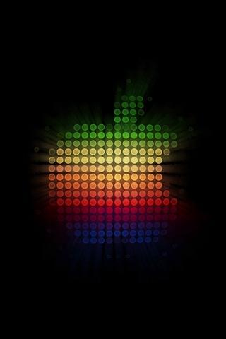 iphone wallpaper apple logo 14