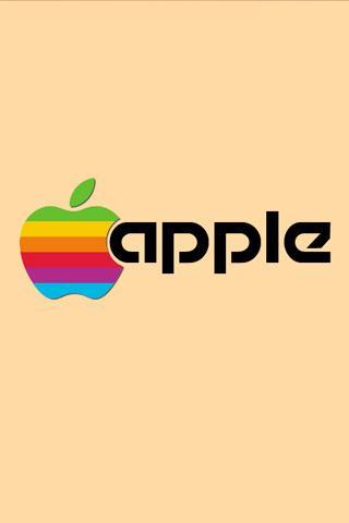 iphone wallpaper apple logo 15