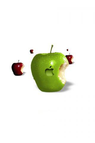 iphone wallpaper apple logo 20