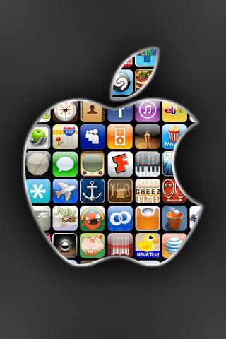 iphone wallpaper apple logo 21