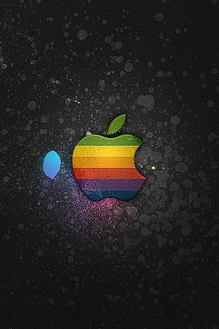 iphone wallpaper apple logo 24