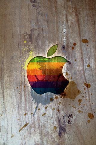 iphone wallpaper apple logo 5