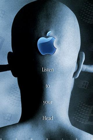 iphone wallpaper apple logo 8