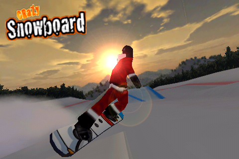 crazy snowboard New day, new free app. One day closer to Christmas,