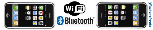 transfer-iphone-apps-via-wifi or bluetooth