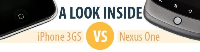 infographic nexus one vs iPhone 3gs preview