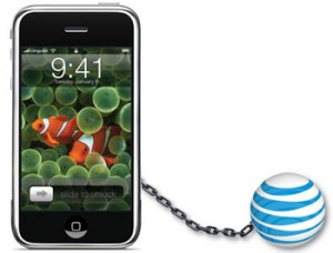 AT&T iPhone Launch