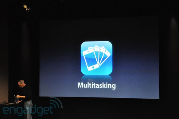 iphone multitasking
