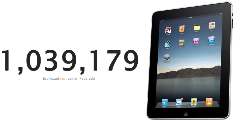 million-iPads-sold