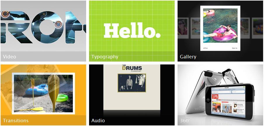 Apple HTML5