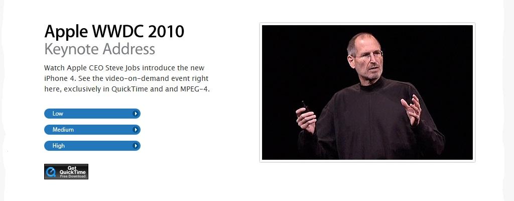 WWDC-2010-Keynote