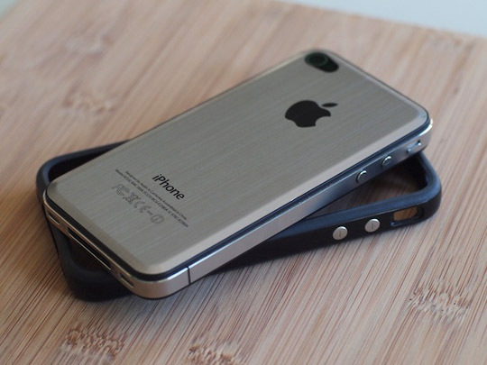 iPhone 4 Metal Back