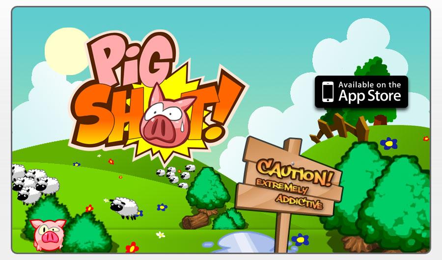 pig shot free