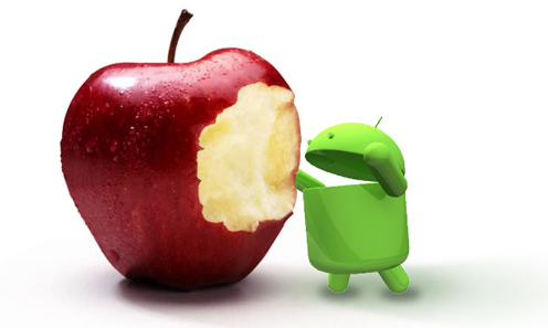 Android OS Bootlance iPhone