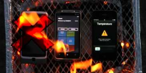 Grill Competition-iPhone-Android G2-HTC Surround