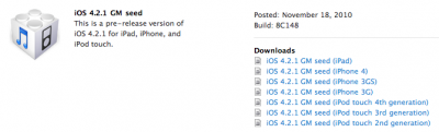 iOS 4-2-1 GM