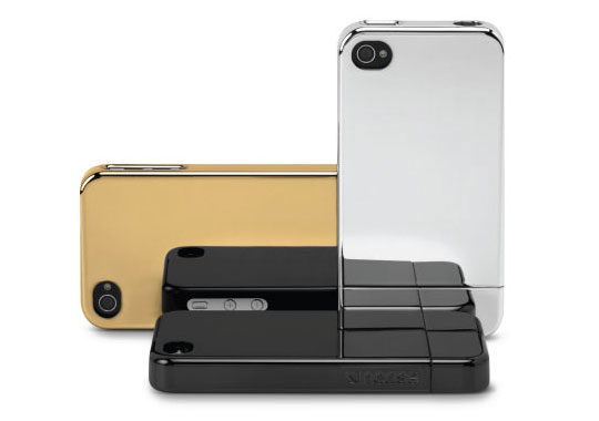incase-chrome-iphone-cases