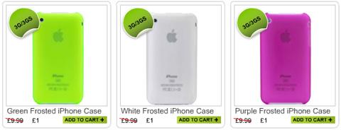 iVogue-iPhone-3GS-Discount
