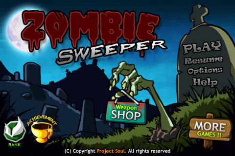 Zombie Sweeper