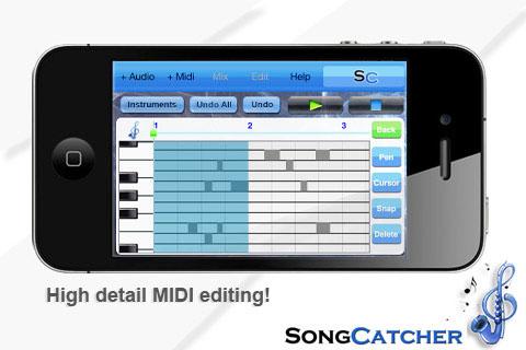 SongCatcher-iPhone