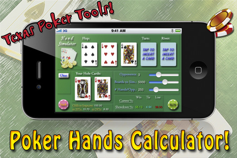 Texas Poker iPhone