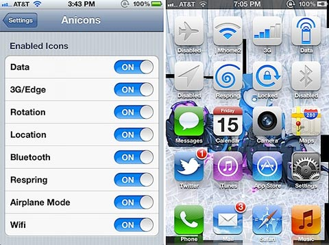 iPhoneFreakz _ All The Latest And Greatest iPhone News » Animated Icons