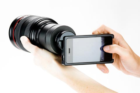 iPhone-4-SLR-Mount