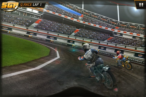 official GP Speedway Racing Game iOS