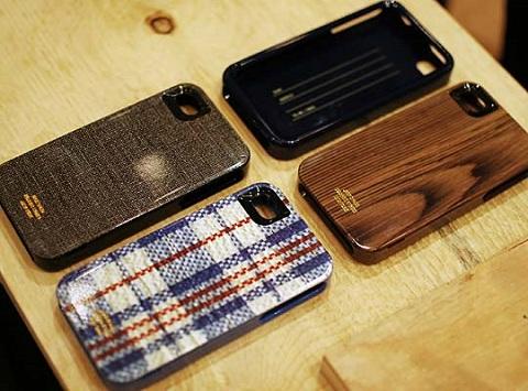 Jack Spade iPhone 4 Hard Case
