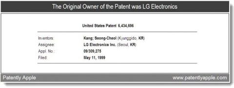 LG-Apple-Patent-Sue