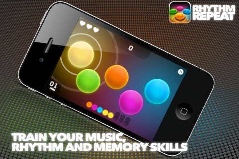 Rhythm Repeat For iPhone