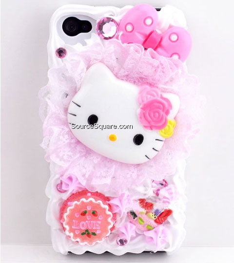 Sweet Hello Kitty IPhone Ca
