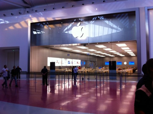 Apple Blocking Vacations iPhone 5 launch