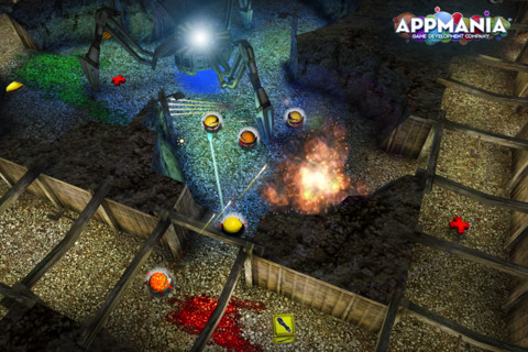 Iron Wars Appmania