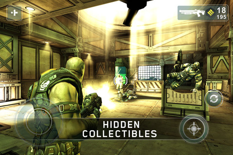 ShadowGun iPhone