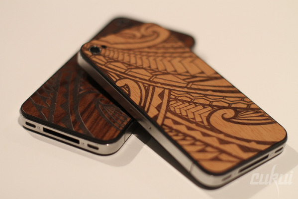 cukui iPhone 4 Back Case Design