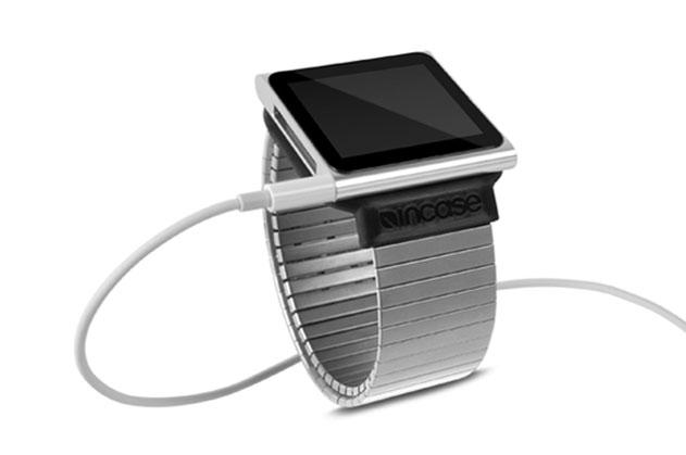 silver flex wristband nano 6g