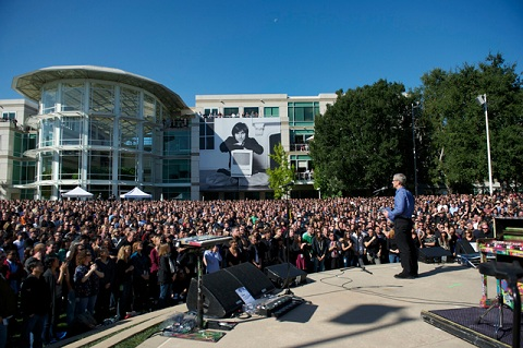 19 october Steve Jobs celebration
