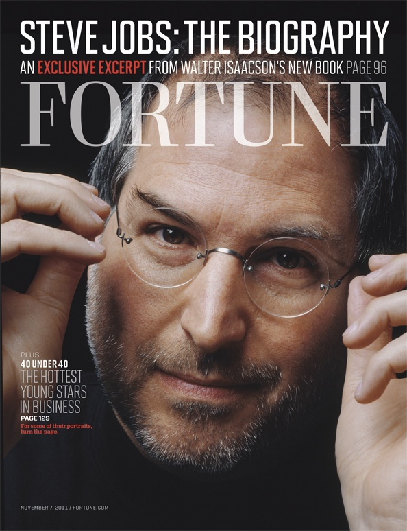 Steve Jobs The Biography Fortune