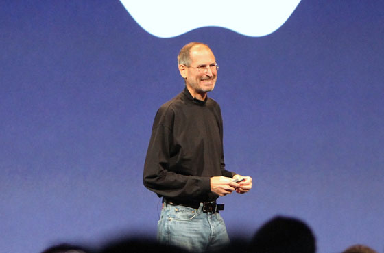 Steve Jobs Turtleneck uniform