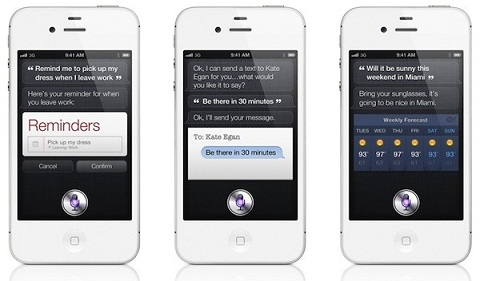 iPhone 4 Siri