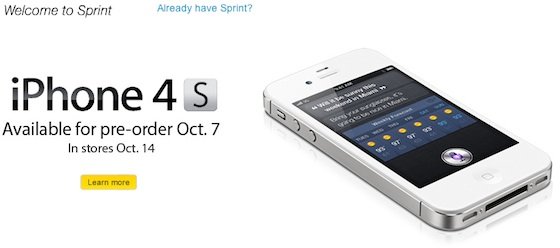 sprint_iphone pre-order
