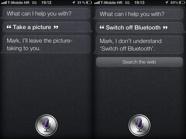 Siri Update iOS 5.1